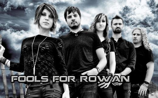 Portrait of Fools For Rowan