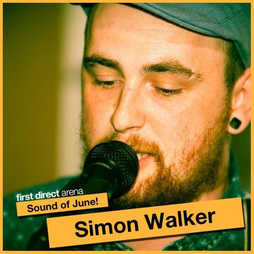 Portrait of Simon Walker