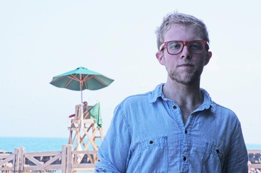 Portrait of Jamie Lono