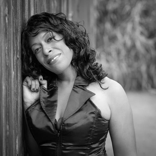 Portrait of Monique Sherrell Brown