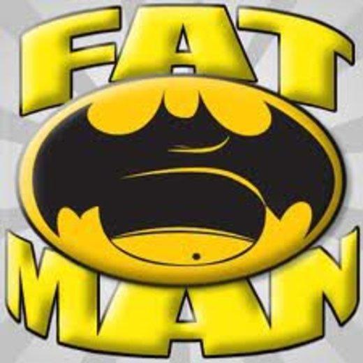 Portrait of Fat Man & YBP
