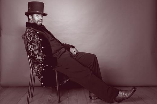 Portrait of Maestro Curtis (a.k.a. Stro-Ra)