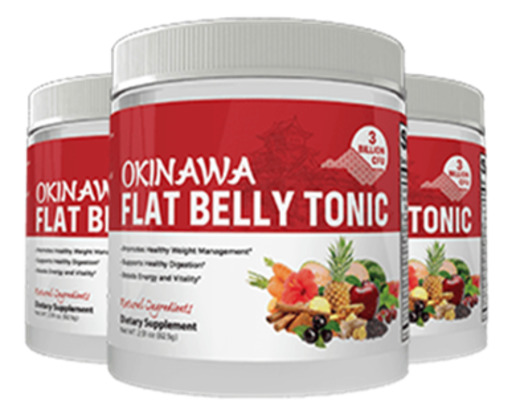Portrait of Okinawa Flat Belly Tonic Reviews