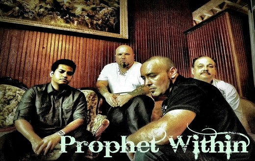 Untitled image for PROPHET WITHIN