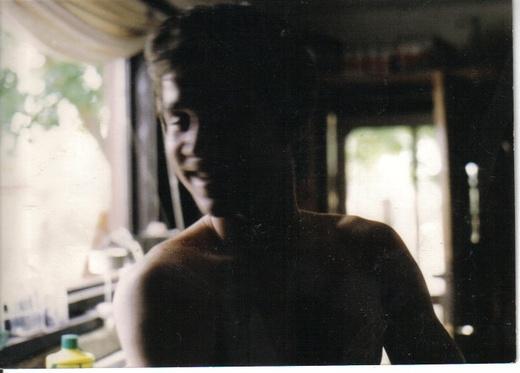 Portrait of michael larke