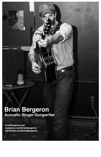 Untitled image for Brian Bergeron and The Late Greats