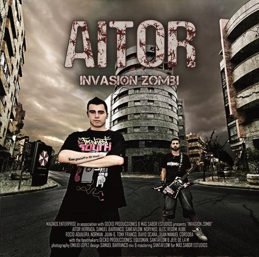 Portrait of Aitor
