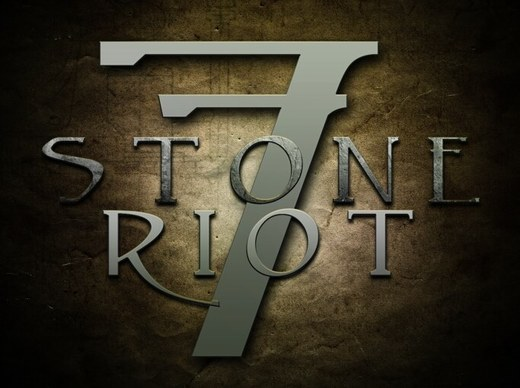 Portrait of 7 Stone Riot