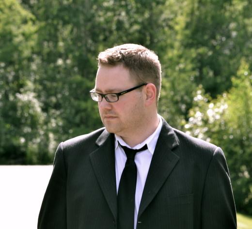Portrait of Jesse Peters
