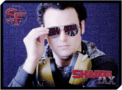 Portrait of Shadow Fax