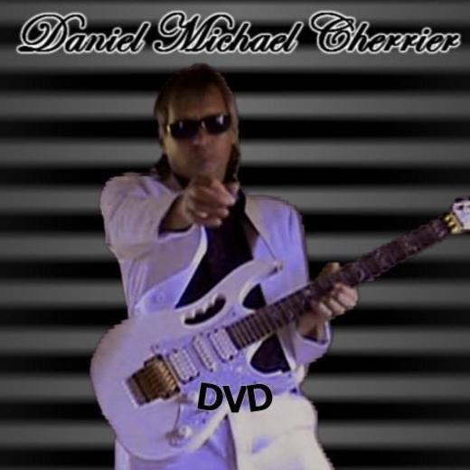 Portrait of Daniel_Cherrier