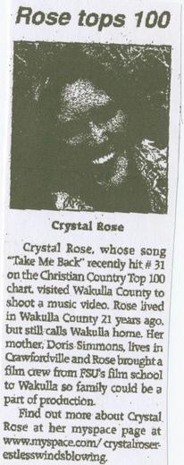 Untitled image for Crystal Rose