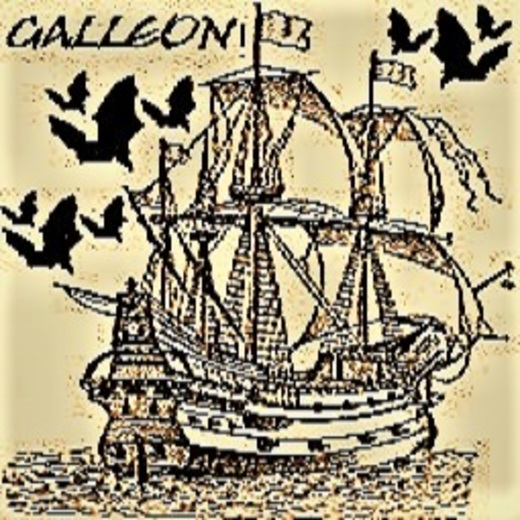 Portrait of GALLEON ... Making Music Great Again!