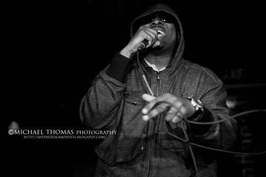 Portrait of MC J-Biggs
