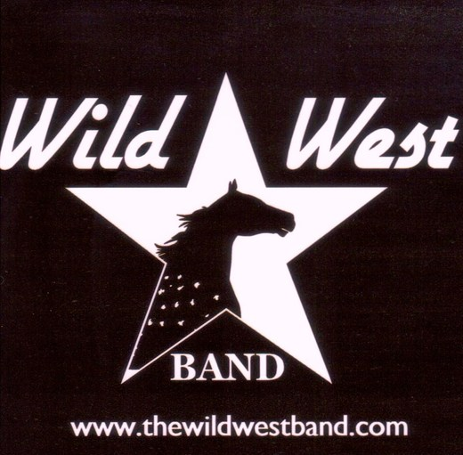 Portrait of The Wild West Band