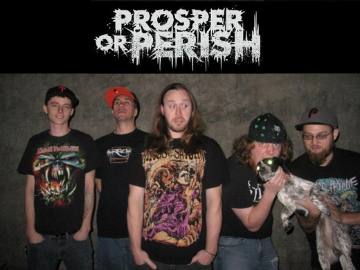 Portrait of Prosper Or Perish