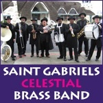 Portrait of Saint Gabriel's Celestial Brass Band