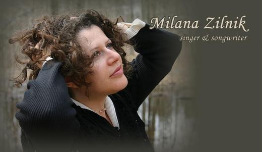 Portrait of Milana Zilnik