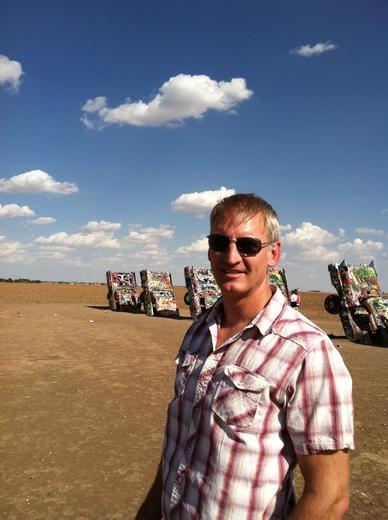 Portrait of Steve Lawless