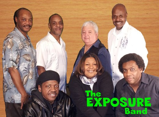 Portrait of The Exposure Band