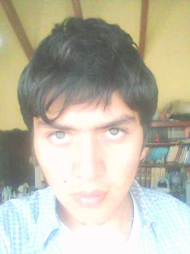Portrait of Ricardo