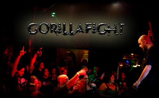"""Untitled image for the real """"Gorillafight"""""""