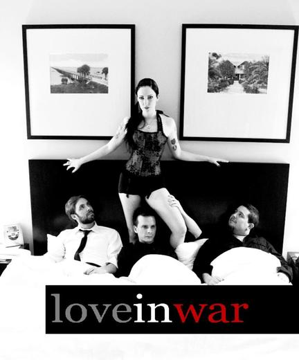 Portrait of Love in War