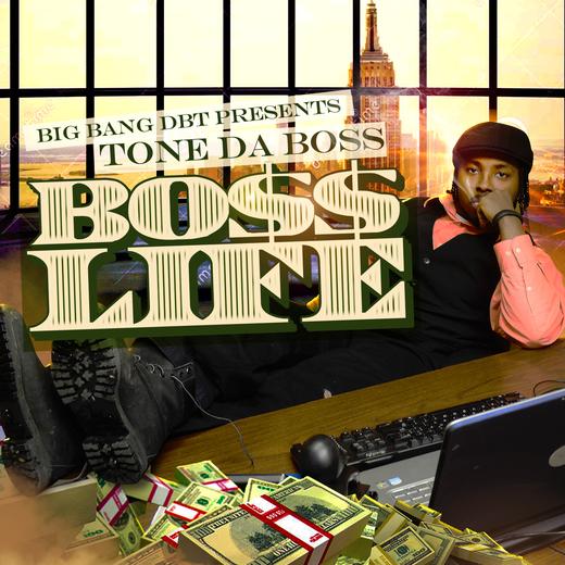 Portrait of Tone Da Boss