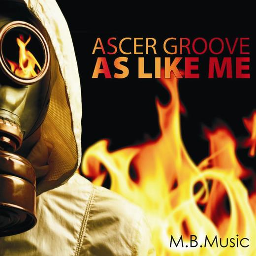 Portrait of Ascer Groove