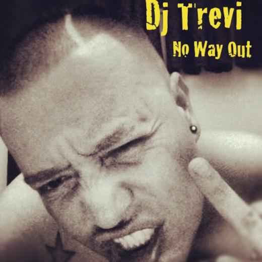 Portrait of DJ Trevi