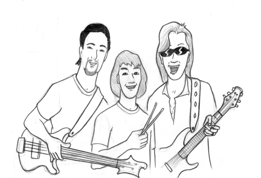 Untitled image for Guitar Cat and the Prowlers