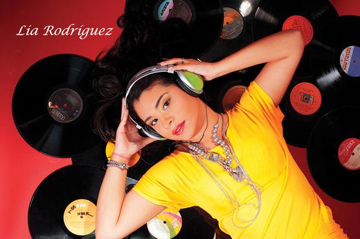 Portrait of Lia Rodriguez
