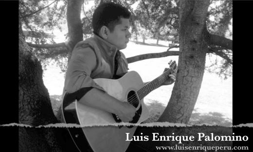 Portrait of Luis Enrique Palomino