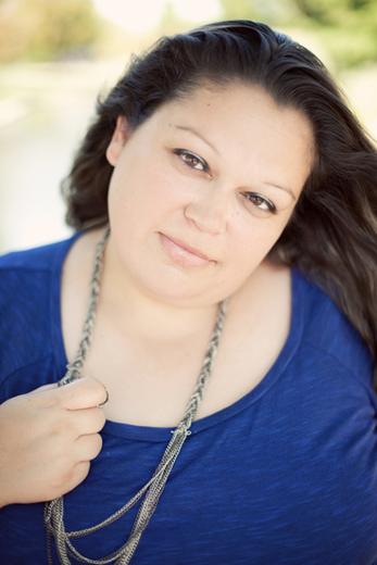 Portrait of Melody Pesina