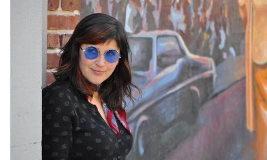 Portrait of Katie Barbato
