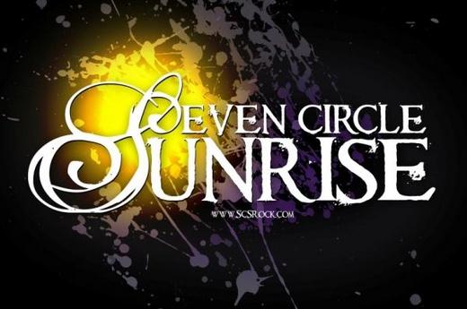 Portrait of Seven Circle Sunrise