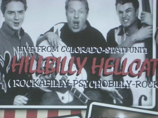 Untitled image for Hillbilly Hellcats Chuck Hughes