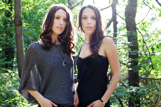 Portrait of thecallensisters