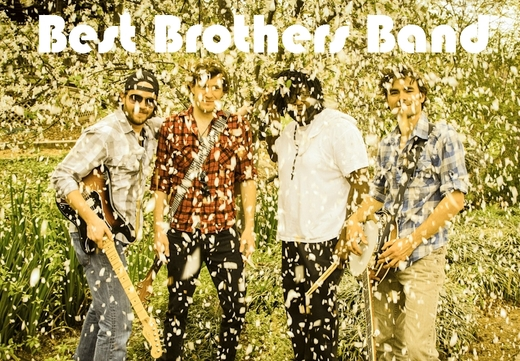 Portrait of Best Brothers Band