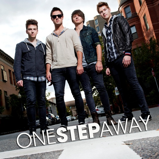 Untitled image for One Step Away Band