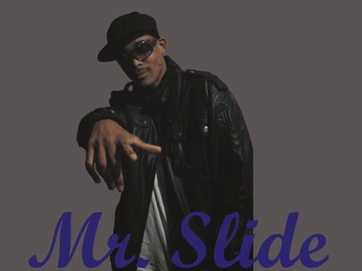 Portrait of Mr. Slide