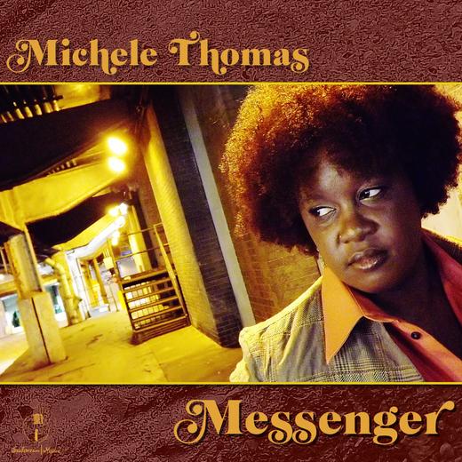 Portrait of Michele Thomas