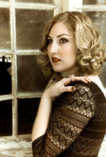 Portrait of Lauren Harding