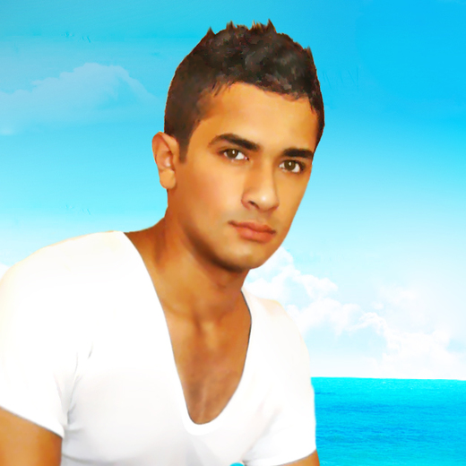 Portrait of Ahmed Farhood
