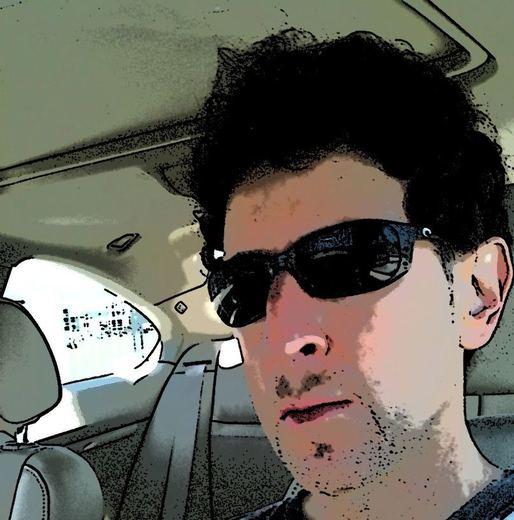 Portrait of Stanford Joel