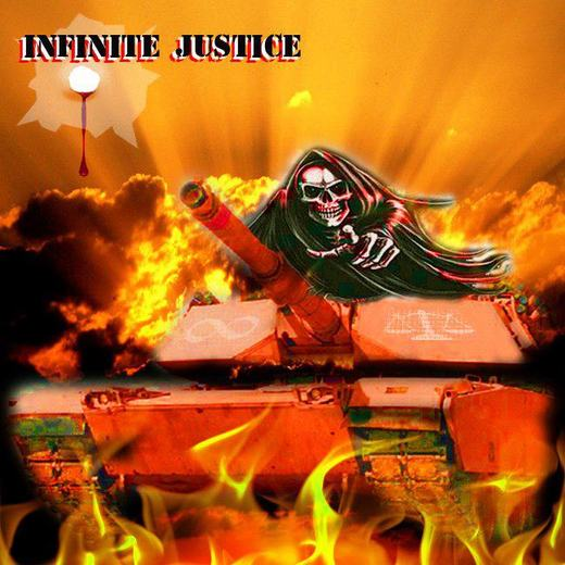 Portrait of Infinite Justice