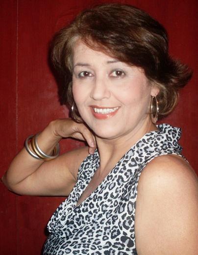 Portrait of Cristina Ribeiro