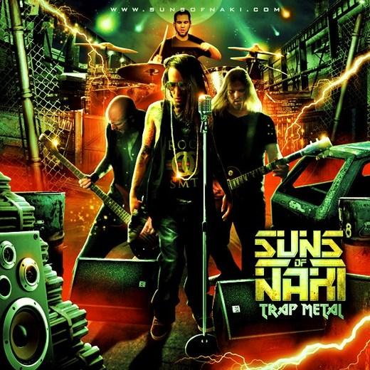Portrait of Suns Of Naki