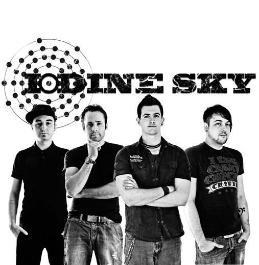 Portrait of Iodine Sky