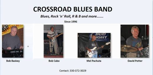 Untitled image for Crossroad Blues Band